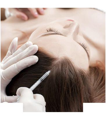 Caída de pelo, Tratamiento para la caída de pelo (Alopecia), Cliniderma 🥇